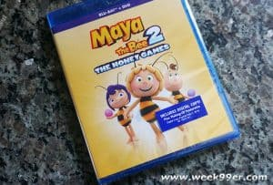 Learn More about Bees with Maya the Bee 2 + Activity Sheets + Giveaway!