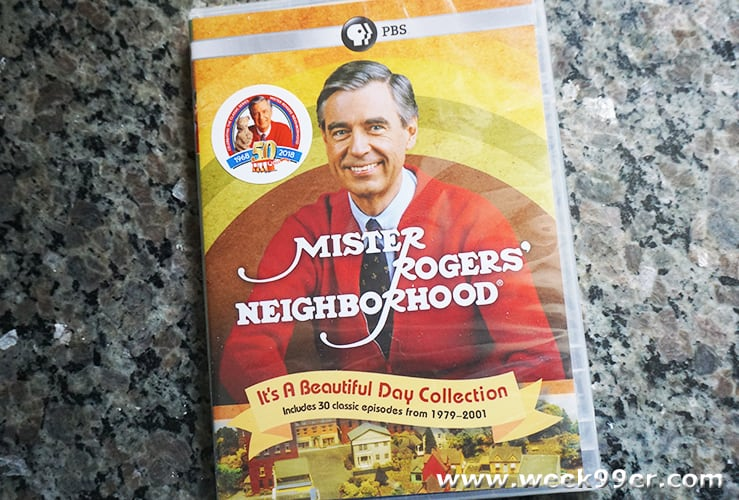 Mister Rogers Neighborhood It's a Beautiful Day Collection Review