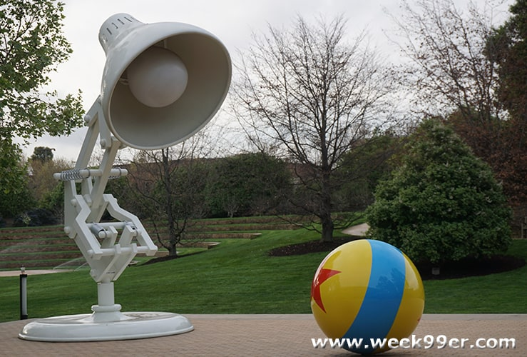 Inside Pixar Animation Studios