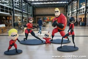 5 Amazing Things to See at Pixar Animation Studios #Incredibles2Event
