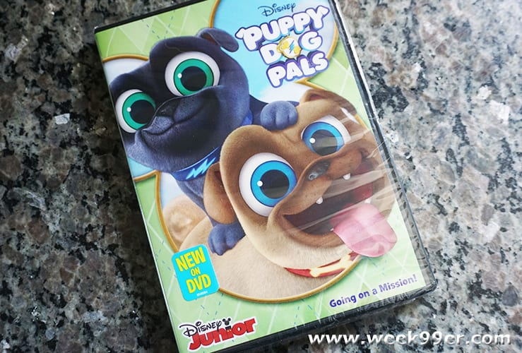 puppy dog pals Going on a mission review