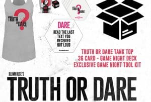 Enter to Win a Truth or Dare Prize Pack! #TruthOrDareMovie