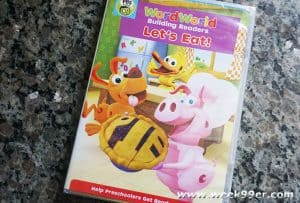 Head to the Kitchen with WordWorld: Let's Eat!