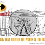 The Designs that Created the World of the Incredibles 2 #Incredibles2Event #Incredibles