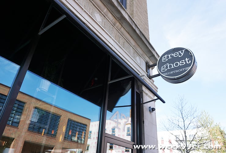 grey ghost Detroit review
