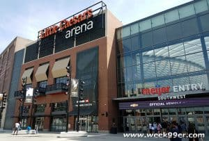 A Look Inside Little Caesars Arena – Where Sports and Fun Combine #VisitDetroit