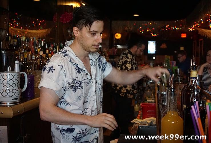 mutiny bar Detroit Review