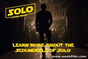 solo scoundrel featurette