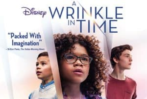 A Wrinkle In Time Comes Home for Warriors in June #WrinkleInTime