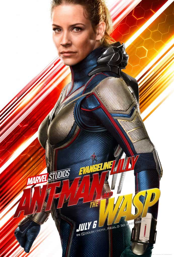 marvels wasp