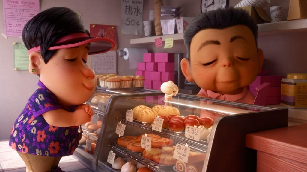 Bao animated short Pixar