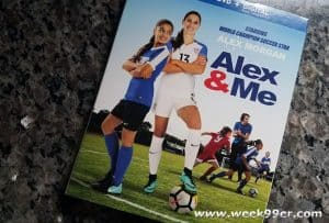 Alex & Me Brings Positive Role Models to the Screen + Giveaway #AlexandMe #AlexMorgan