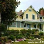 Victorian Homes and Charm – Mackinac Island's East Bluff Offers More than Views #ThisIsMackinac #MakeItMackinac #PureMichigan #MackinacIsland