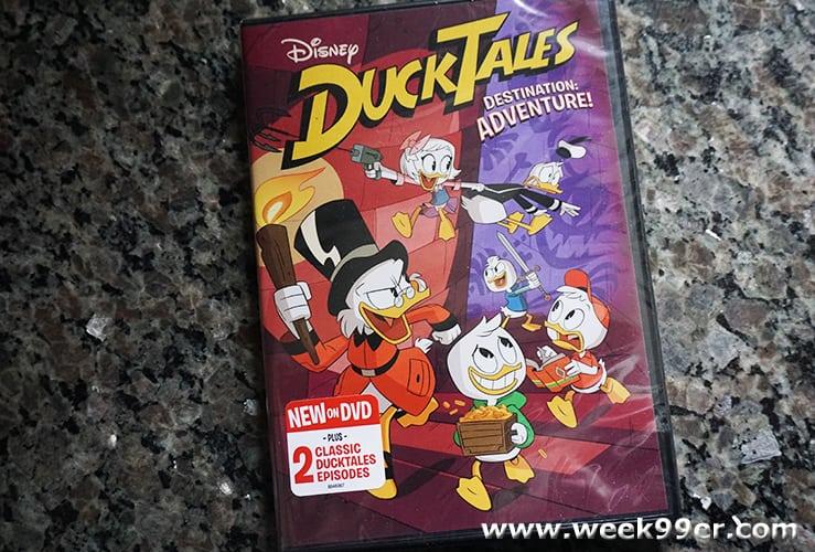 ducktales Destination Adventure Review