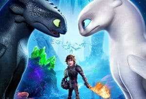 Take a First Look at How to Train Your Dragon: The Hidden World's Poster #HOWTOTRAINYOURDRAGON
