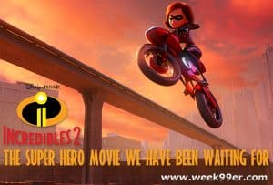 Incredibles 2 is Finally Here! Check Out the Super Hero Movie We've been Waiting For! #Incredibles2Event #Incredibles