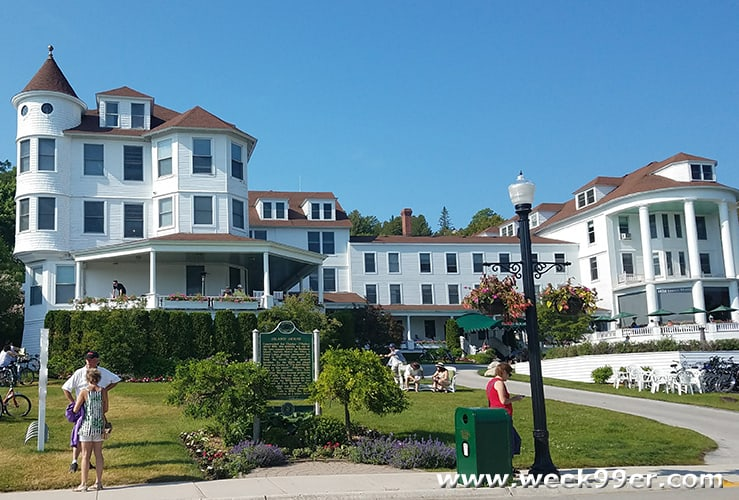 1852 Grill Island House Mackinac Island
