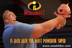 Is Jack Jack the Most Powerful Super? What We Learned from Incredibles 2! #Incredibles2Event #Incredibles