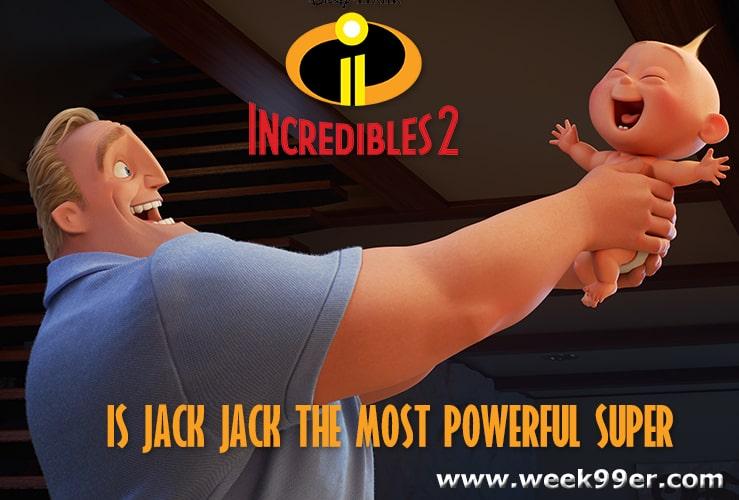 jack jack super powers