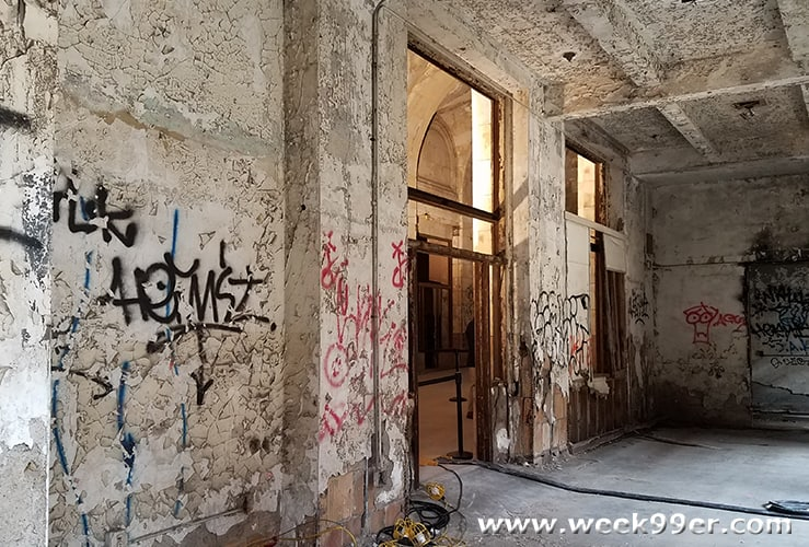 Michigan Central Station Detroit