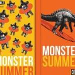 Monster Summer Giveaway! #MonsterSummer #CometTV