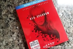 Mystery and Drama are a Small part of What Red Sparrow Offers