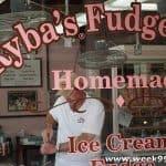 The Tradition of Mackinac Island Fudge Started with Rybas and Continues Today #ThisIsMackinac #MakeItMackinac #PureMichigan #MackinacIsland