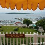 Step Inside and Dine in the Oldest Building in Michigan – Fort Mackinac's Tea Room #ThisIsMackinac #MakeItMackinac #PureMichigan #MackinacIsland