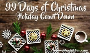 99 days of Christmas