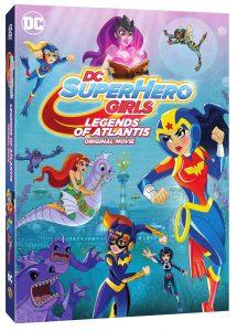 dc super hero girls legends of atlantis release date