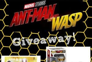 Enter to win an Ant-Man and the Wasp Prize Package! #AntmanandtheWasp