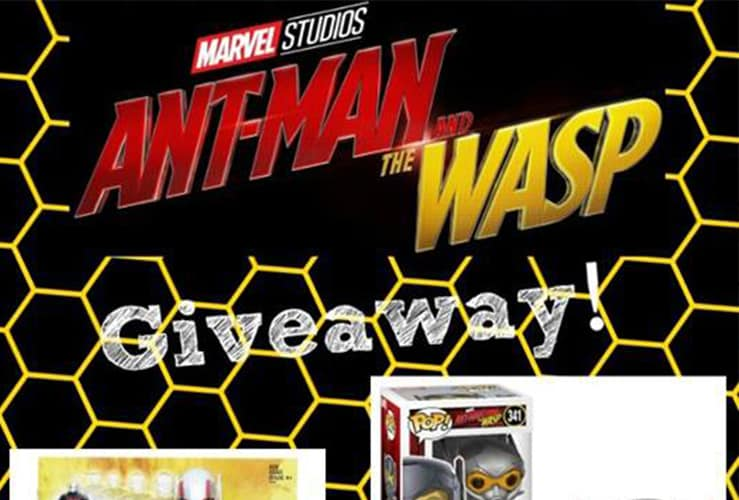 ant-man and the wasp giveaway