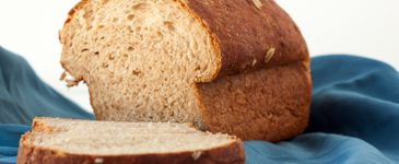 Delicious and Warm Buttermilk Oatmeal Bread