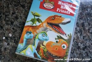 dino train meeting new friends review