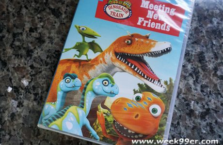 Make New Friendships with Dinosaur Train's New Adventures