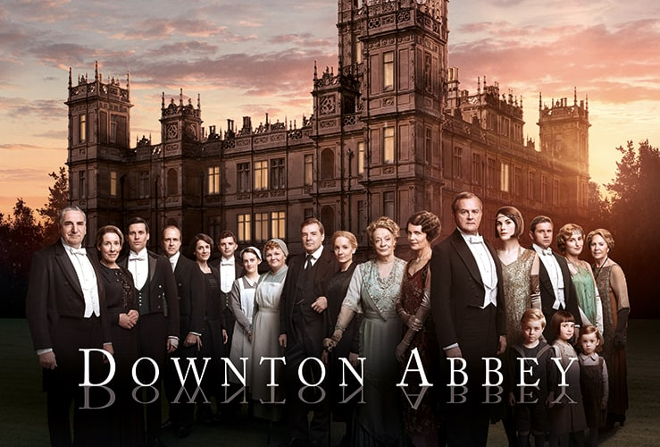 The Teaser Trailer is Here for Downtown Abbey #DowntonAbbeyFilm
