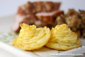 duchess potatoes recipe