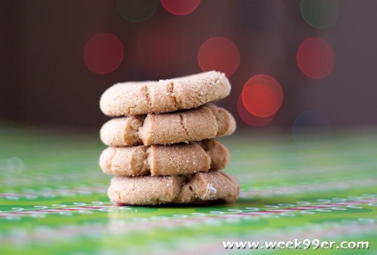 gluten free ginger cookie recipe