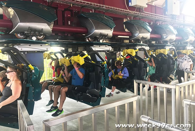 Tips for Taking Young Kids to Kings Island