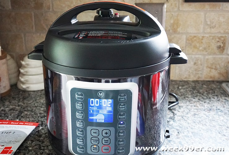 mealthy multi-cooker review