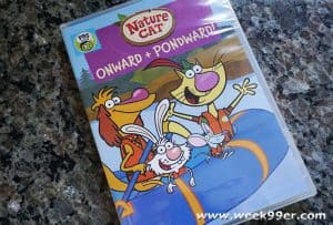 Every day is Earth Day with Nature Cat: Onward and Pondward