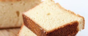 Gluten Free Cream Cheese Pound Cake – Perfect for those Shortcakes!