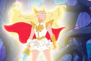 Take a First Look at DreamWorks Animations She-Ra and the Princesses of Power #DWSheRa