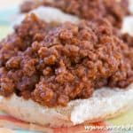 Slow Cooker Sloppy Joes – Easy Recipe for Parties and More
