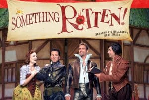 something rotten Broadway in Detroit Tickets