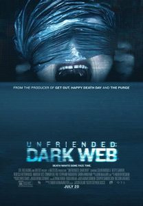 unfriended dark web reivew
