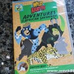 Head to the African Savannah with the Wild Kratts
