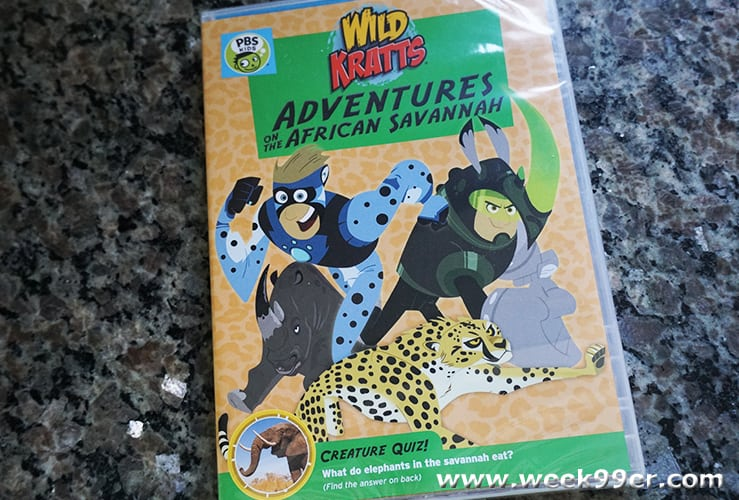 wildkratts adventures on the african savannah review