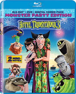 hotel transylvania 3 at home release