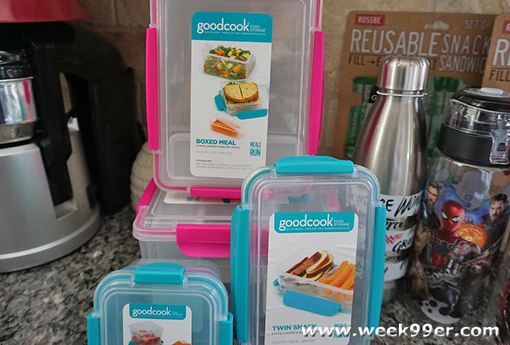 Back to School Lunch Box Must Haves